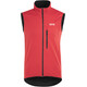 GORE WEAR C3 Windstopper Vest Men red